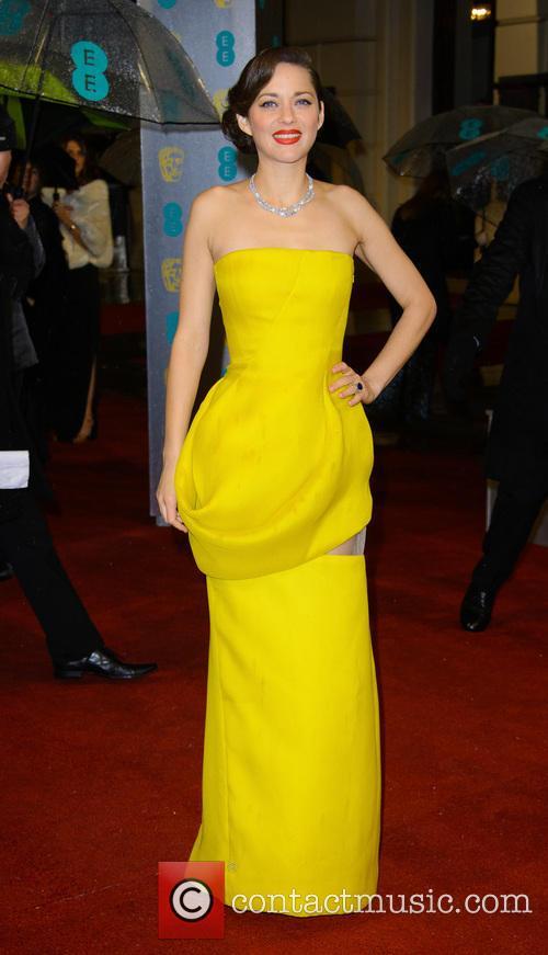 Marion Cotillard, British Academy Film Awards