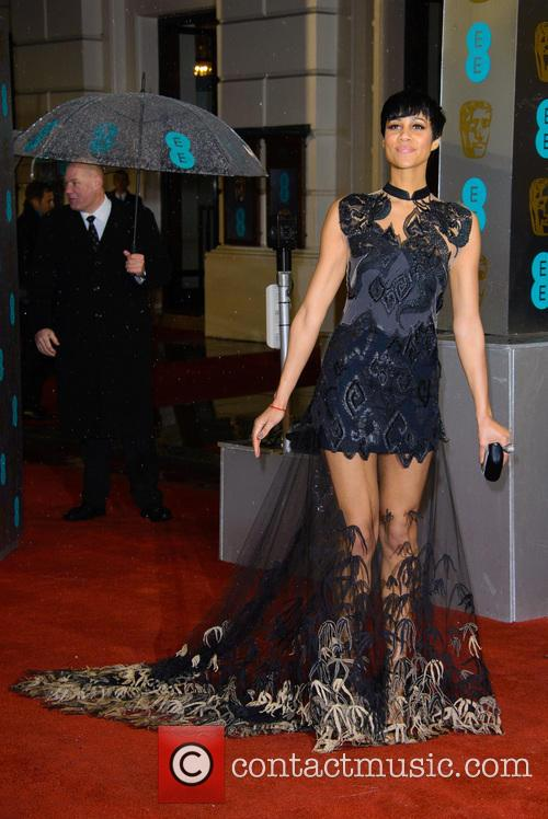 Zawe Ashton, British Academy Film Awards