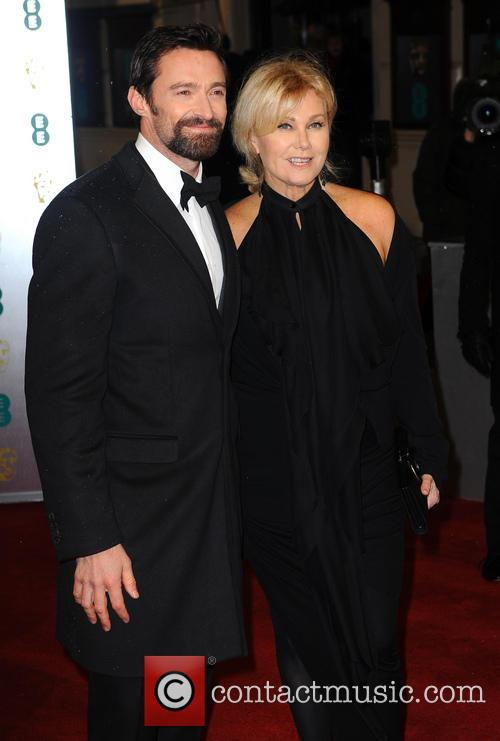 Hugh Jackman and Deborra-lee Furness 4