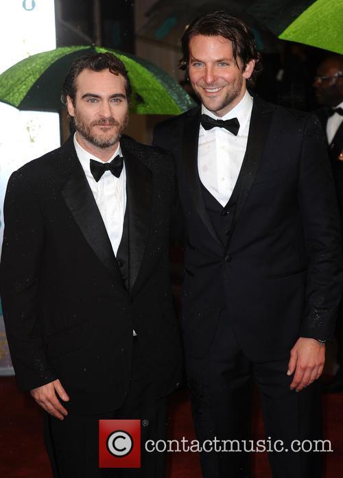 Joaquin Phoenix and Bradley Cooper 4
