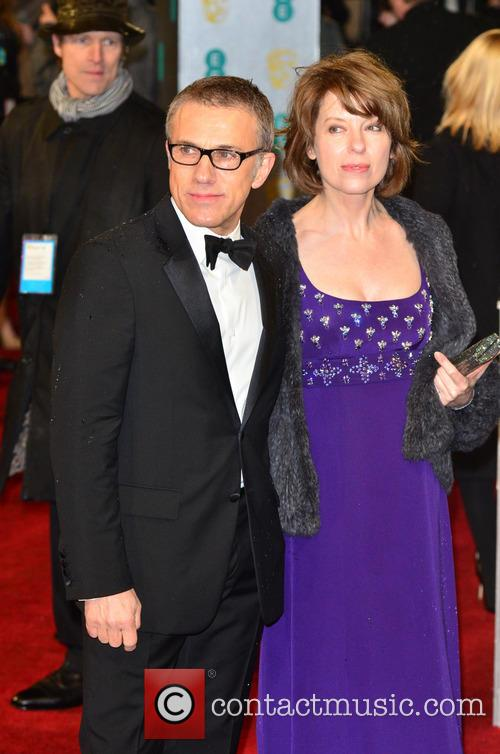 Christoph Waltz and Judith Waltz 5