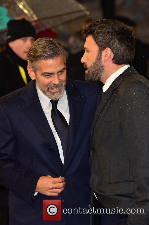 George Clooney and Ben Affleck 3