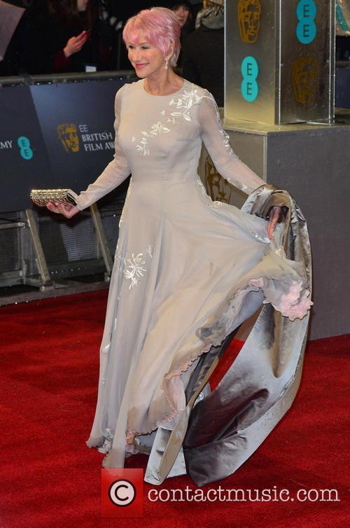 Helen Mirren, BAFTA