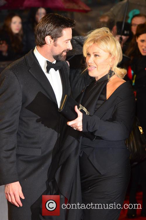 Hugh Jackman and Deborra-lee Furness 7