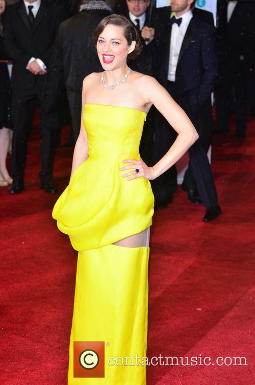 Marion Cotillard, BAFTA