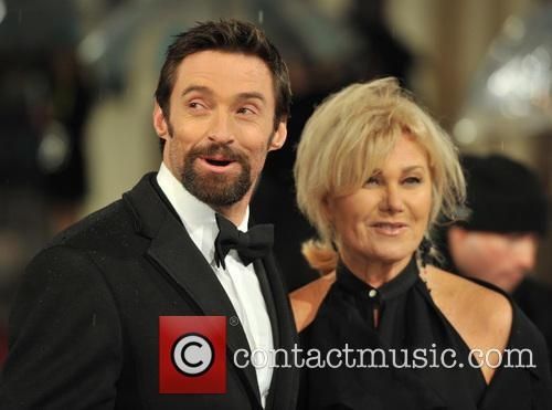 Hugh Jackman and Deborra-lee Furness 9