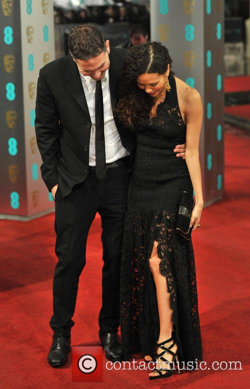 Thandie Newton and Ol Parker 2