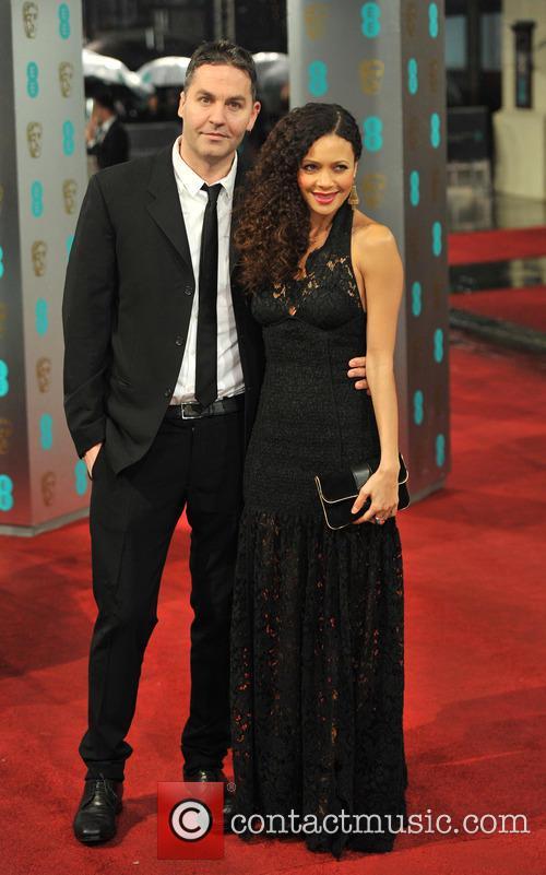 Thandie Newton and Ol Parker 4