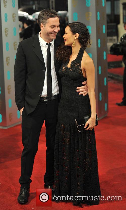 Thandie Newton and Ol Parker 5