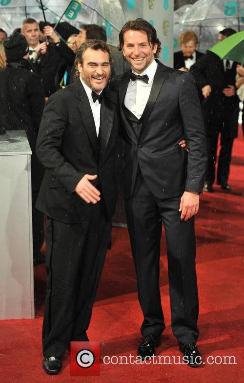 Joaquin Phoenix and Bradley Cooper 3
