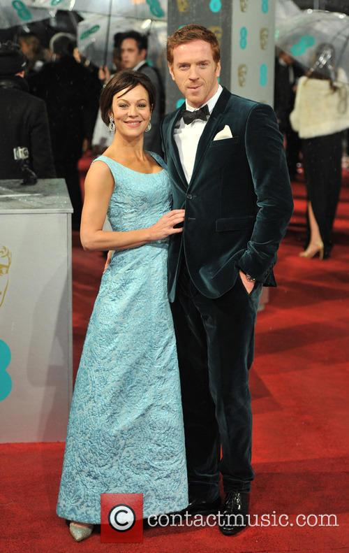 Damian Lewis and Helen Mccrory 2