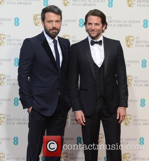 Ben Affleck and Bradley Cooper 4