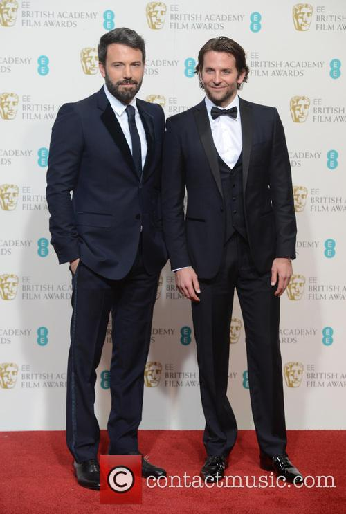 Ben Affleck and Bradley Cooper 7