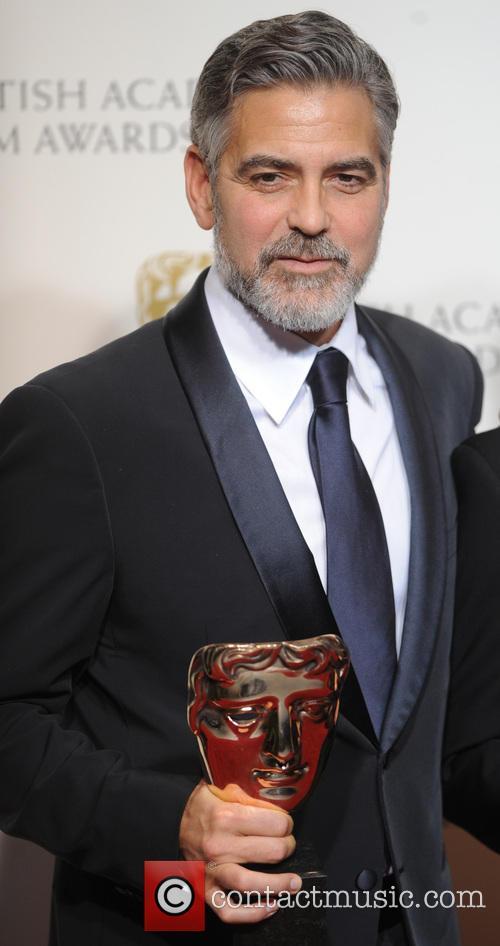 George Clooney, BAFTA