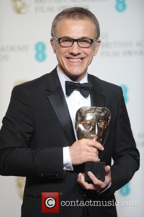 christoph waltz ee british academy film awards 3494760