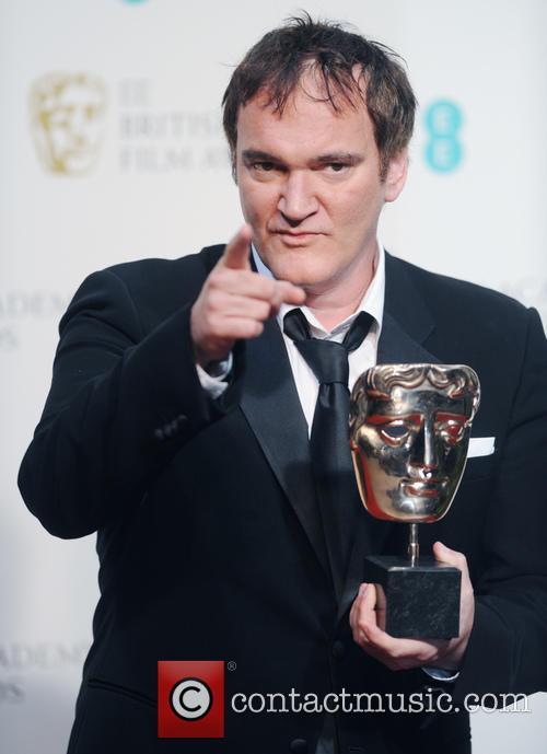 Quentin Tarantino BAFTA