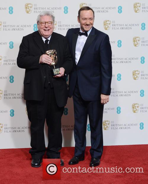Alan Parker and Kevin Spacey 2