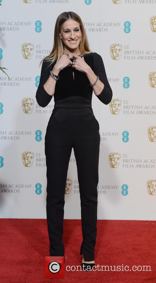Sarah Jessica Parker, BAFTAs 2013