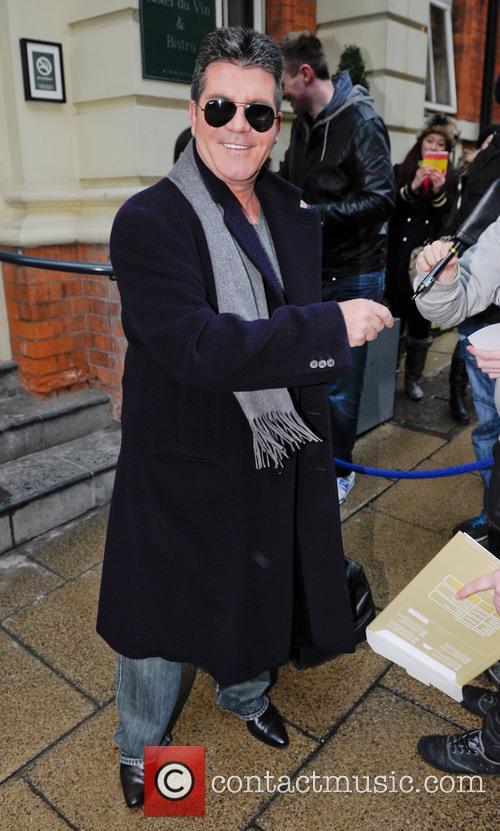 Simon Cowell, HOTEL DU VIN, Britain's Got Talent