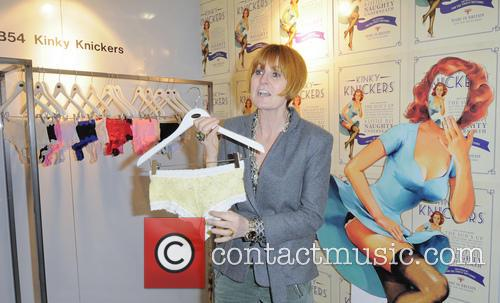 mary portas mary portas underwear collection launch 3493914
