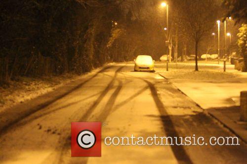 Snowfall and Northwest London 3