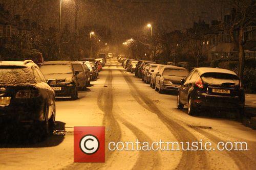 Snowfall and Northwest London 4