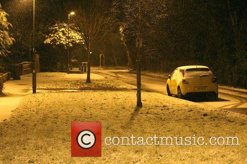 Snowfall and Northwest London 5