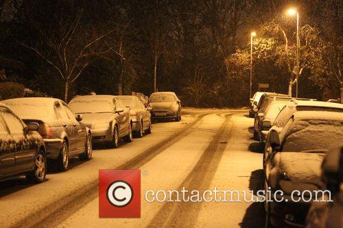 Snowfall and Northwest London 6