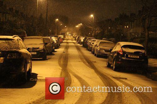 Snowfall and Northwest London 7