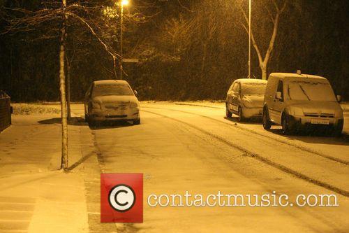 Snowfall and Northwest London 8