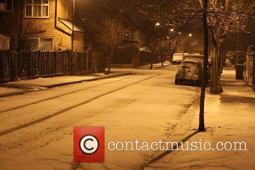 Snowfall and Northwest London 10