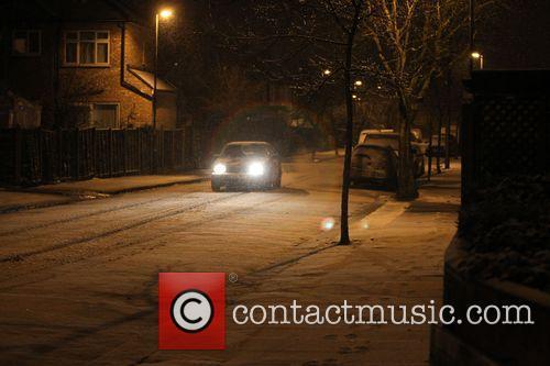 Snowfall and Northwest London 11