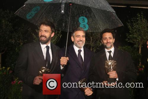 Ben Affleck, George Cloony and Grant Heslov