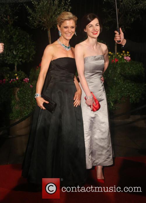 Emilia Fox and Guest 2