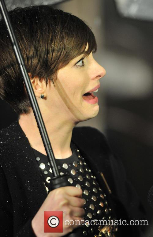 anne hathaway baftas afterparty 3495368