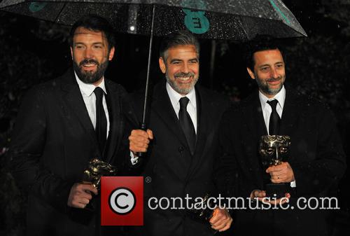 Ben Affleck, George Clooney and Grant Heslov 4