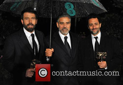 Ben Affleck, George Clooney and Grant Heslov 5