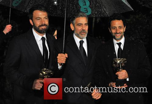 Ben Affleck, George Clooney and Grant Heslov 6