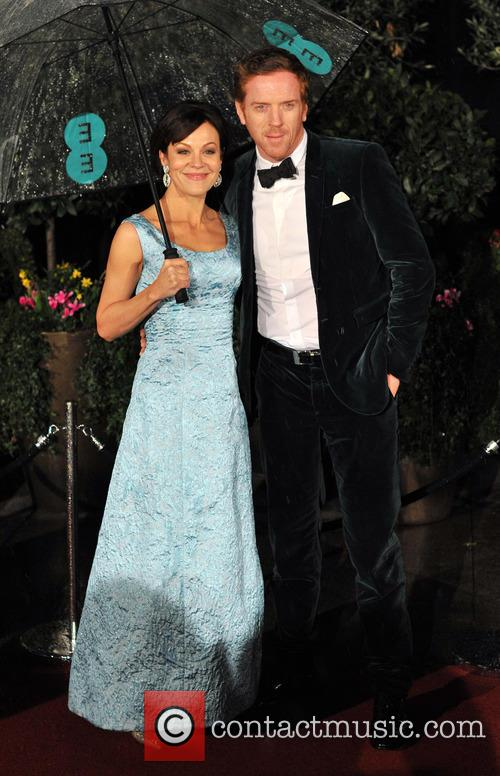Damian Lewis and Helen Mccrory 1