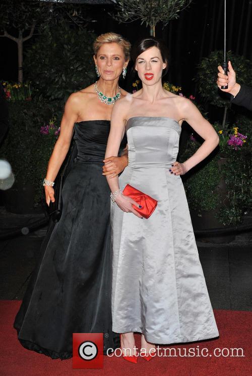 Emilia Fox and Guest 3
