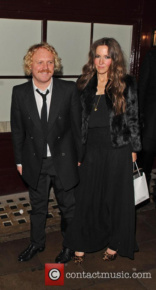 Leigh Francis and Jill Carter 2