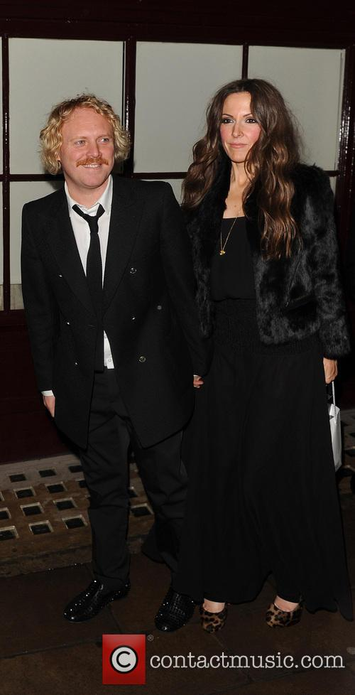 Leigh Francis and Jill Carter 1