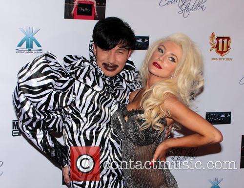 Bobby Trendy and Courtney Stodden 2