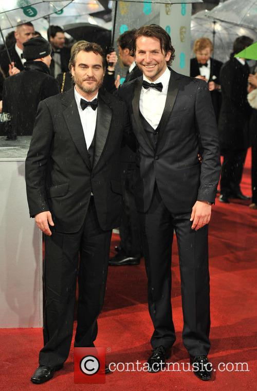 Joaquin Phoenix and Bradley Cooper 5