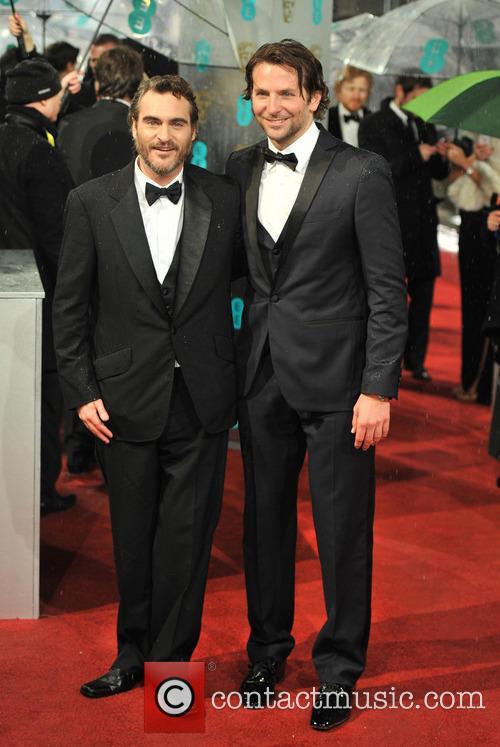 Joaquin Phoenix and Bradley Cooper 6