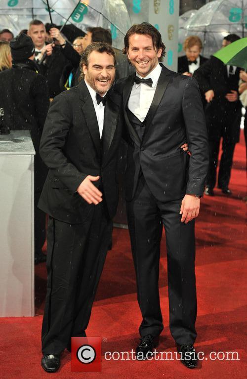 Joaquin Phoenix and Bradley Cooper 1