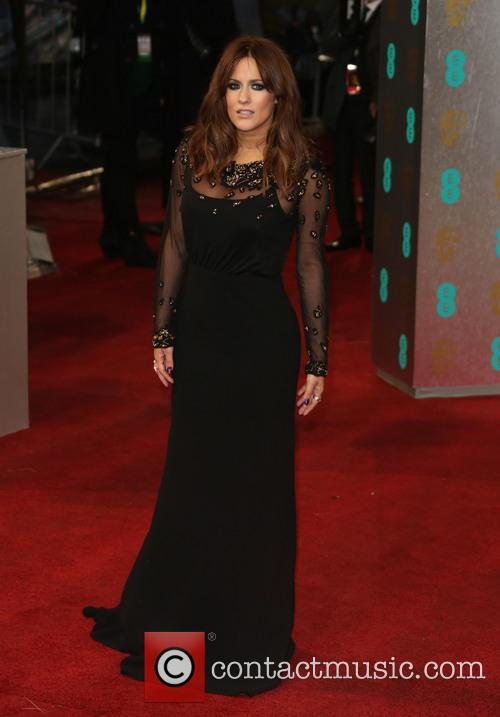 Caroline Flack, British Academy Film Awards
