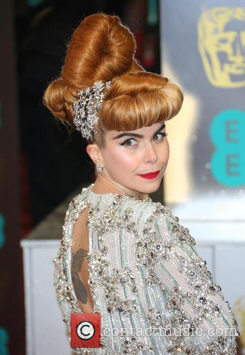 Paloma Faith, British Academy Film Awards