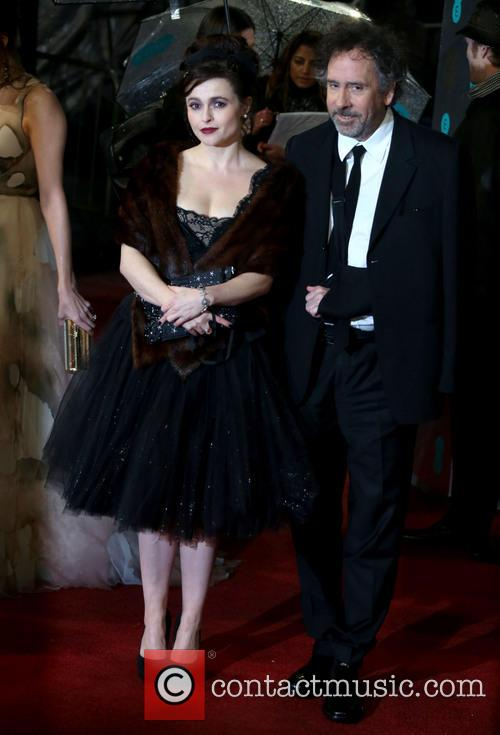 Helena Bonham Carter and Tim Burton 3