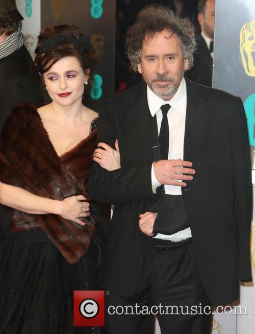Helena Bonham Carter and Tim Burton 4